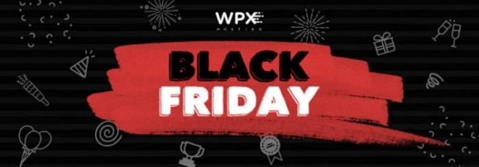 WPX Black friday sales