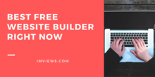 best free website builder